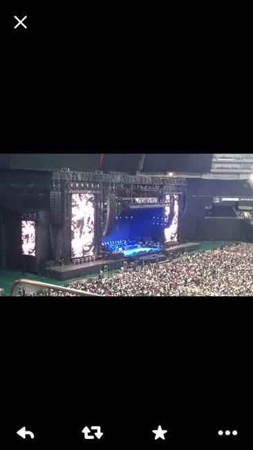 ポール・マッカートニーのコンサート