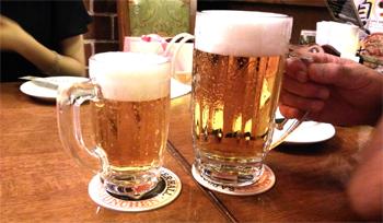 美味しいビール